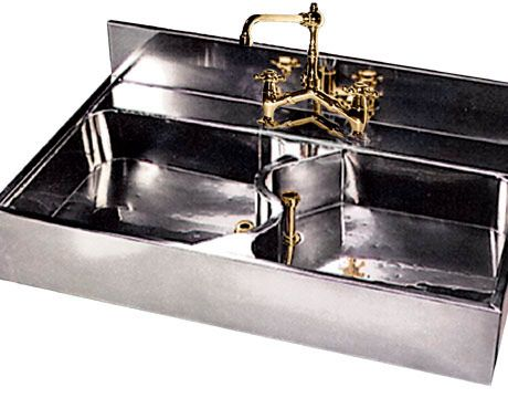 Romancing the home the kitchen sink for German kitchen sinks