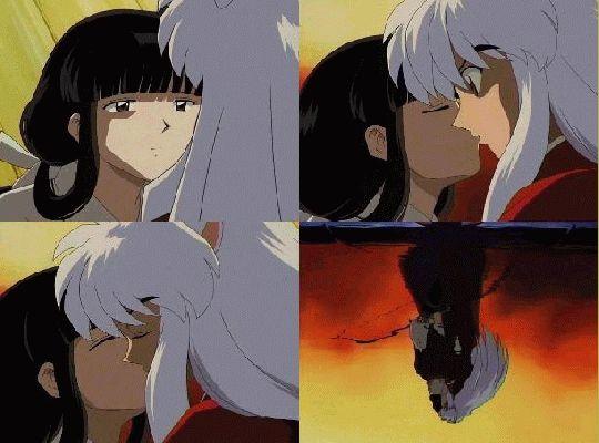 inuyasha and kikyo love