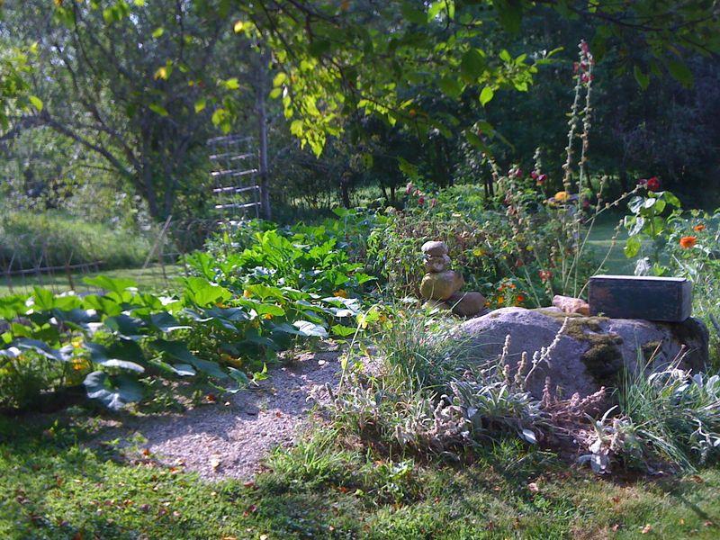 Garden border ideas to get more shade significantly less - Garden border shape ideas ...