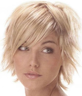 Choppy Haircut Hair Style - Extra Fashion: Choppy Haircut Hair Style