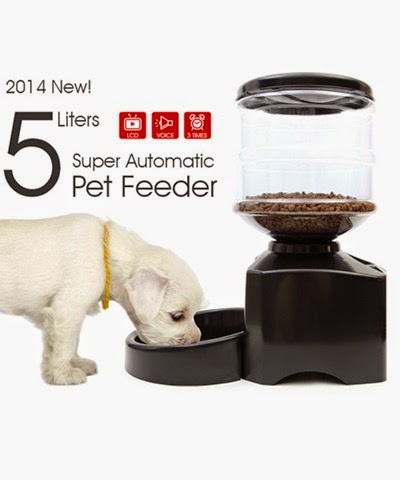 Automatic Pet Feeder