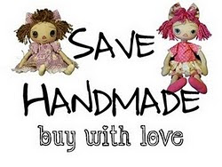 Buy handmade. Buy with love.