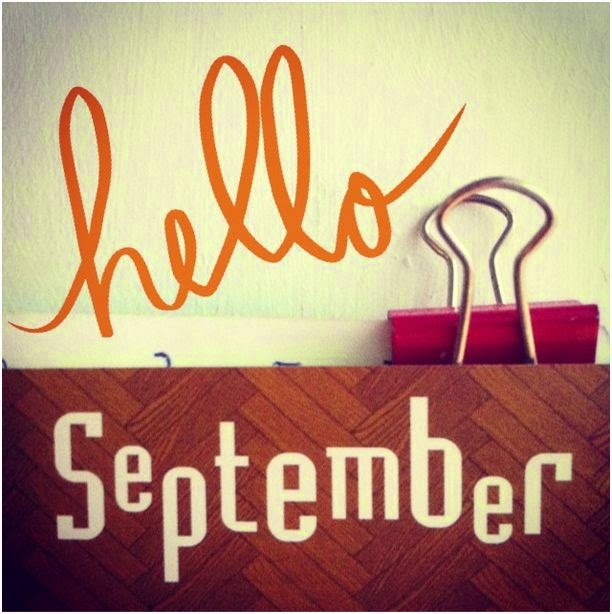 Dots And Spots: Hello September