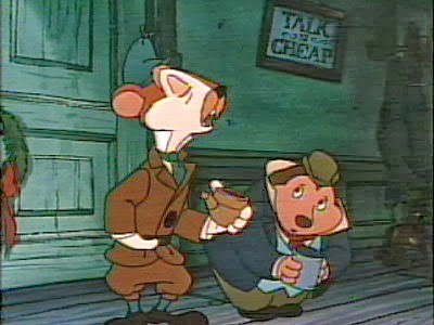 thats right theyre the guys from the disney video the adventures of ichabod and mr toad i remember seeing that video when i was a kid - Mickey Christmas Carol