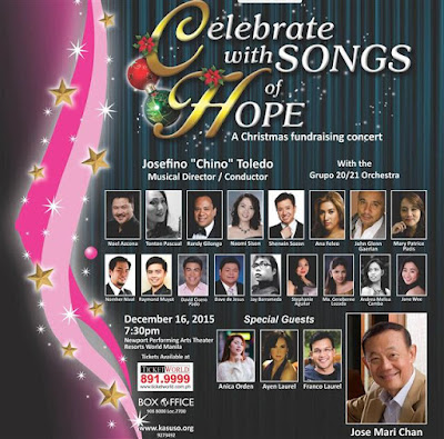 Celebrate with Songs of Hope: A Christmas Fundraising Concert for Breast Cancer Awareness