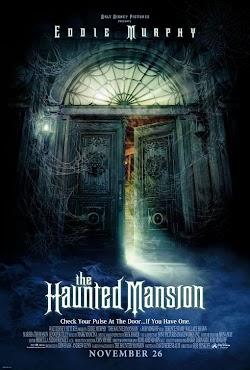 Tòa Lâu Đài Ma Quái - The Haunted Mansion (2003) Poster