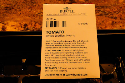 Tomato Sweet Seedless Hybrid