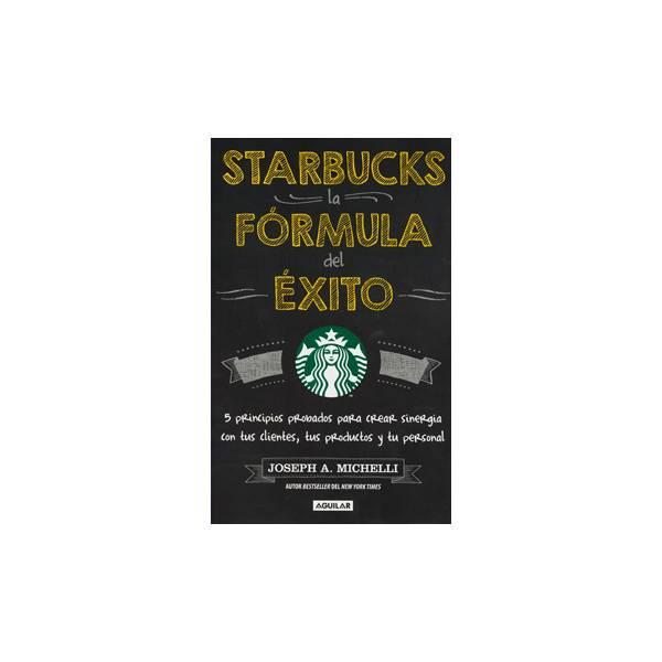 Lo que estoy leyendo..^_^ : Starbucks la Formula del Exito