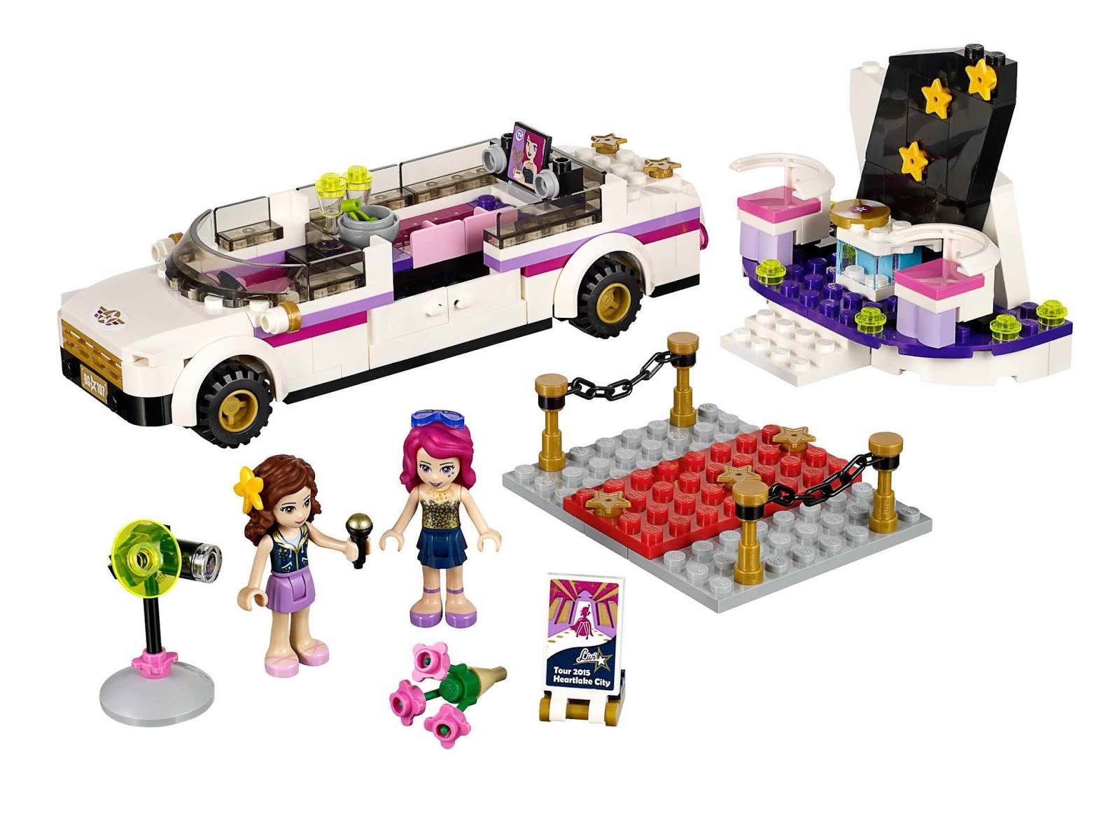 Lego friends heartlake grand hotel 41101 lego friends uk - Image Courtesy Of Amazon Co Uk Set Theme Friends