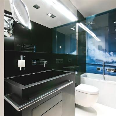 Desain Interior Minimalis Serba Putih 7