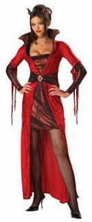 Disfraces de Halloween para Mujer, Diablas, parte 1