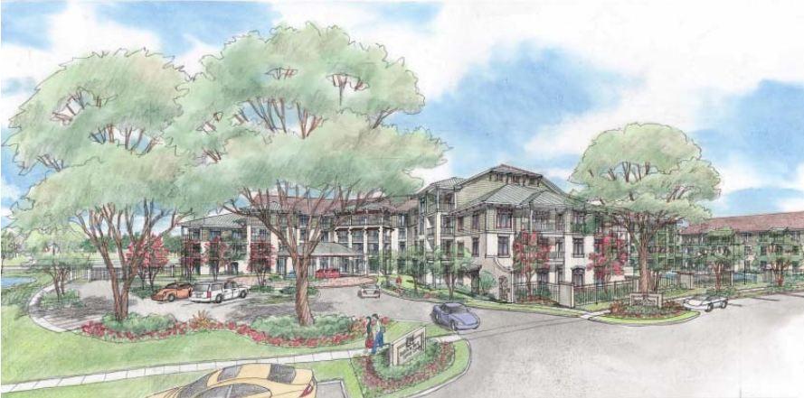 Senior Housing Proposed For Baldwin Park