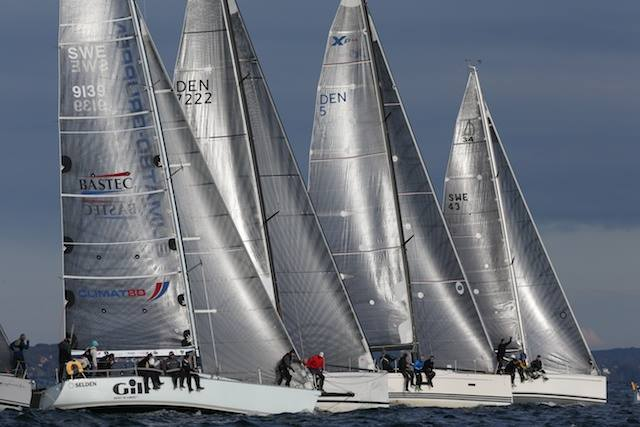 Pantaenius Autumn Regatta 2015