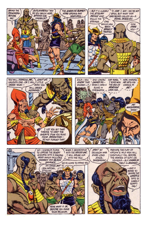 Conan the Barbarian (1970) Issue #247 #259 - English 17