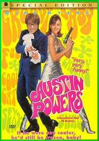 Austin Powers 1 [3gp/Mp4/DVDRip Latino HD Mega