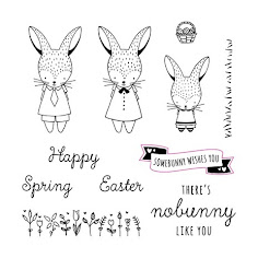 Easter Bunny - Stamp of the Month