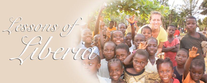 Lessons of Liberia