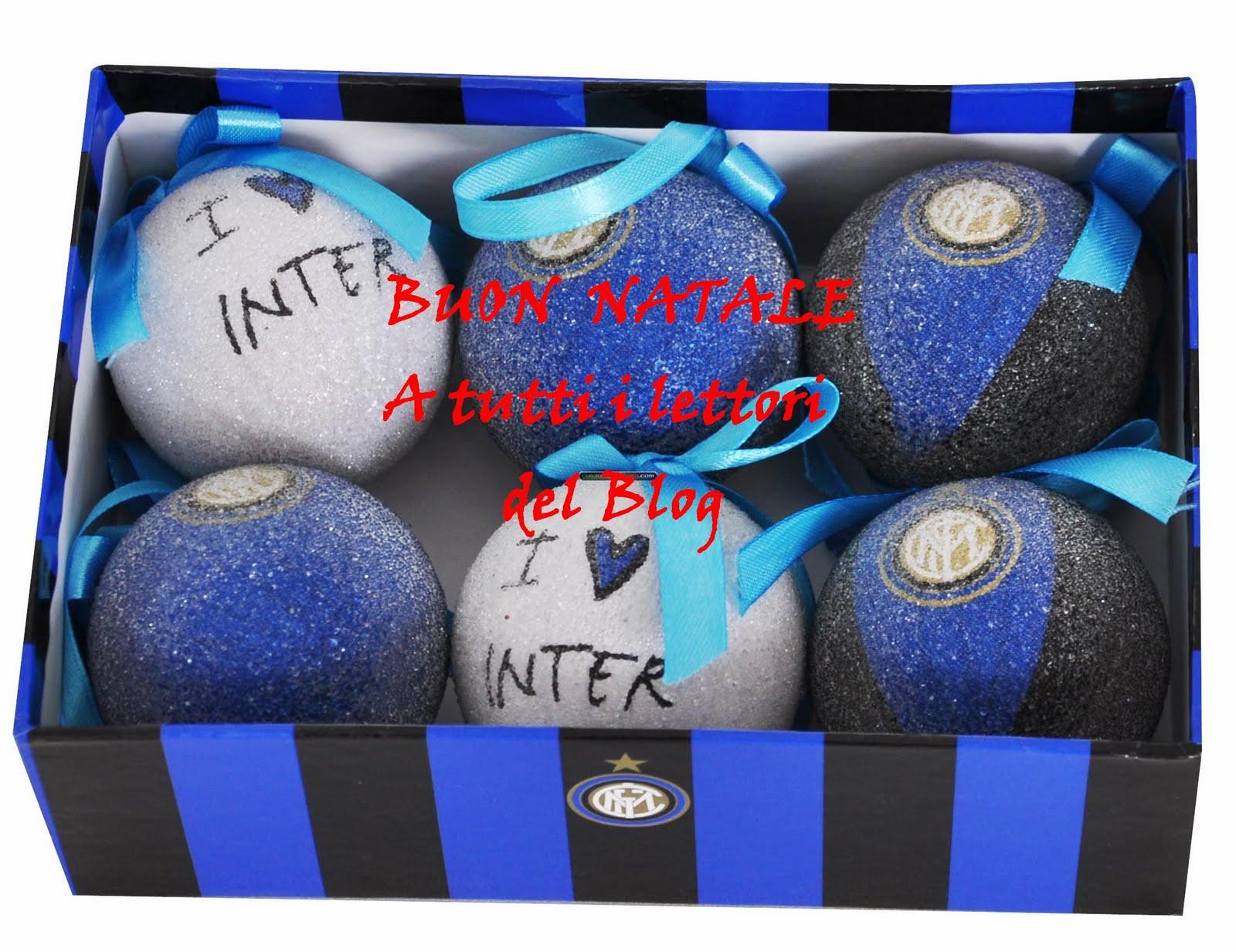 Auguri Di Buon Natale Inter.Inter Nel Cuore B U O N N A T A L E