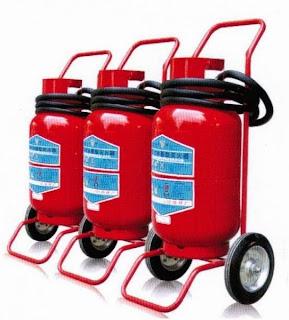 Bình chữa cháy Foam 50L