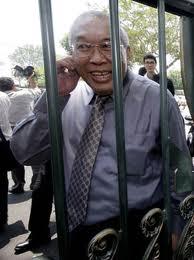 Datuk Azhar Ibrahim (BN-Penaga) digantung kali kedua