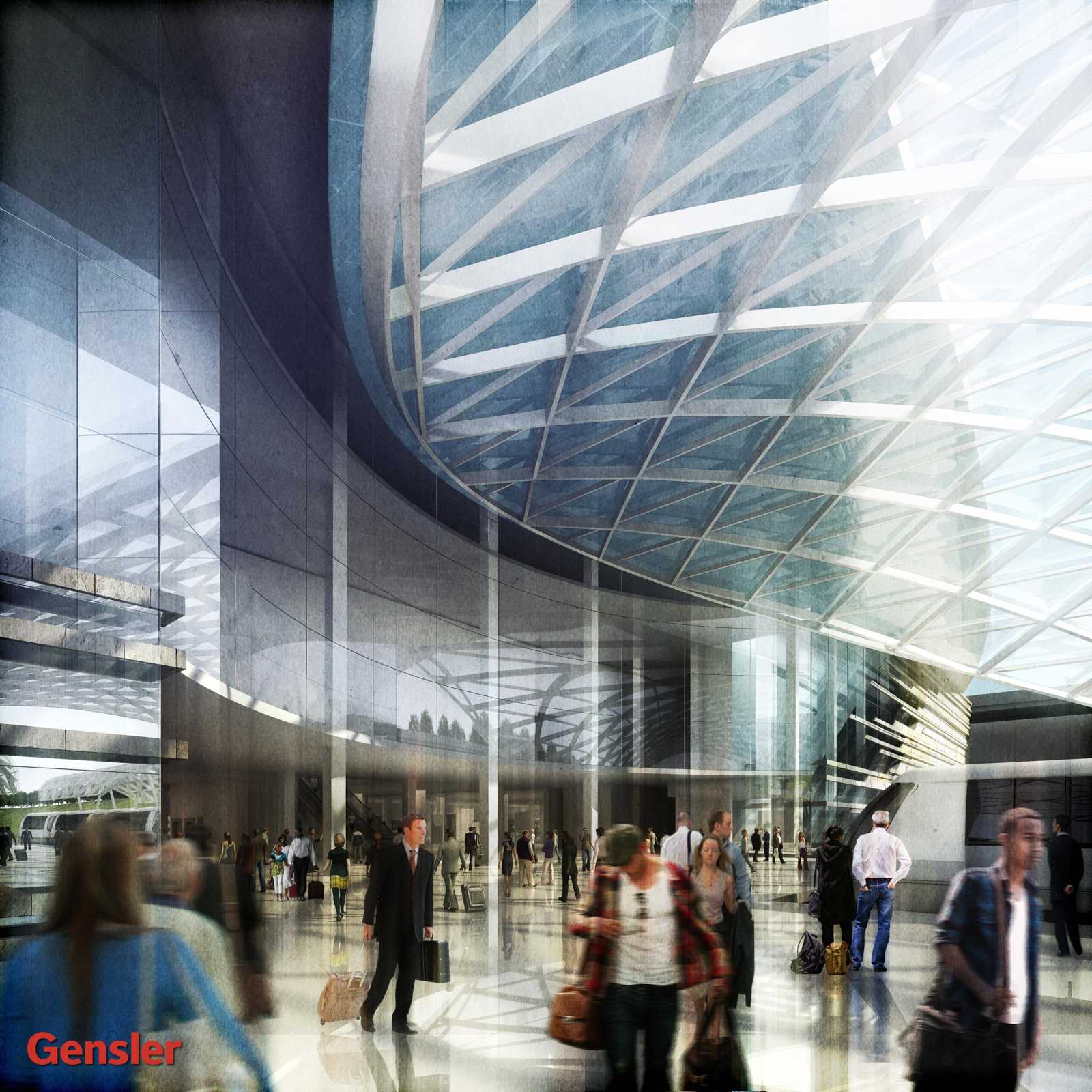 DENVER INTERNATIONAL AIRPORT BY GENSLER