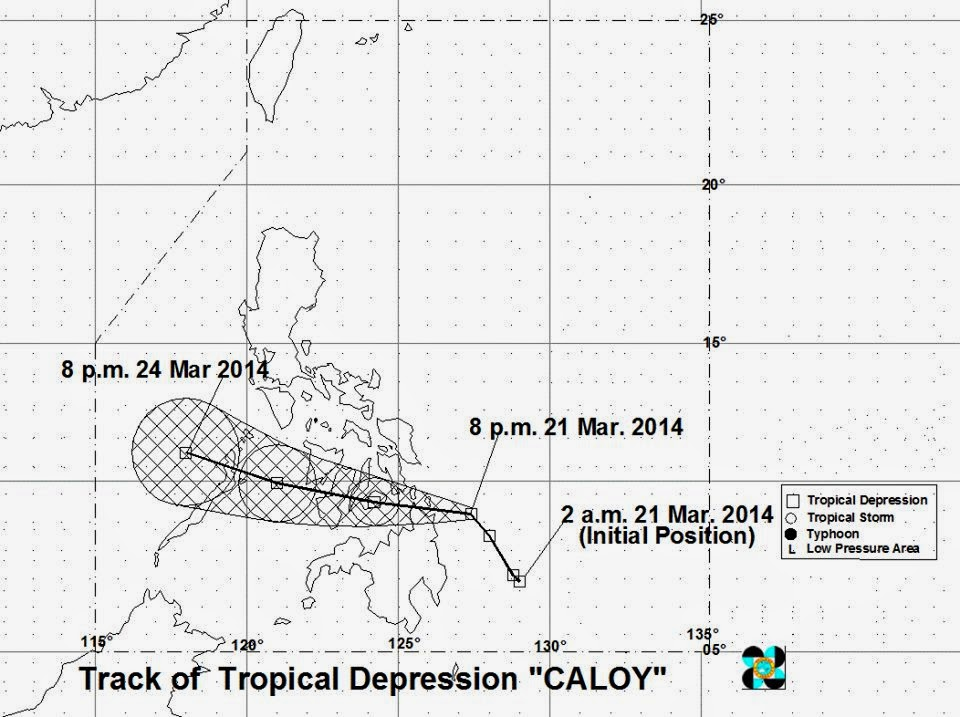 Typhoon Caloy PH