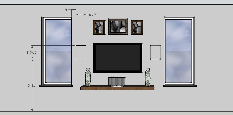 Floating Wall Shelves Tv (12 Image) | Wall Shelves