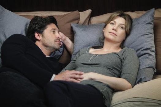 Greys Anatomy Season 8 Spoiler Derek As Stay At Home Dad Tv