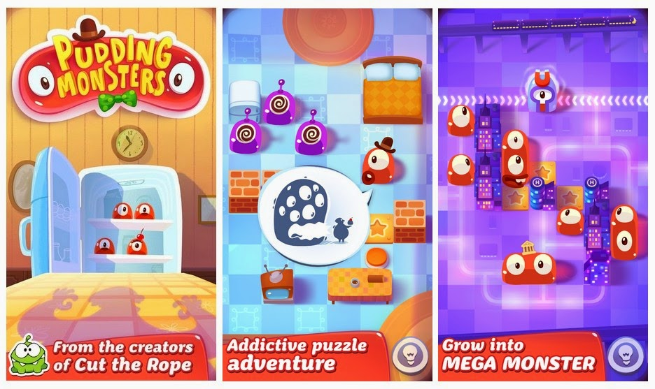 Pudding Monsters HD Premium free android