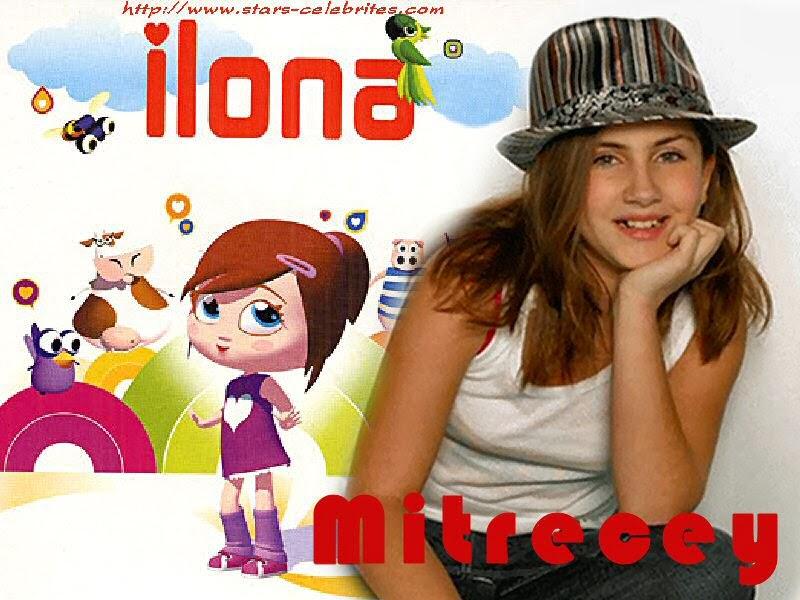 Ilona Mitrecey C'est Les Vacances
