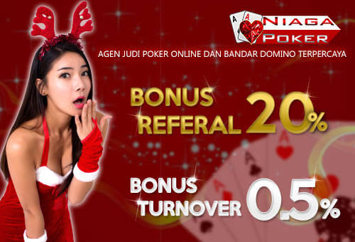 Niagapoker.com Agen Judi Poker Online Tanpa Robot