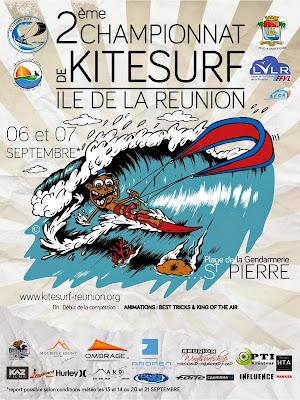 Reunion Windsurf Kitesurf Sup Shop Championnat De La Reunion De Kite Surf