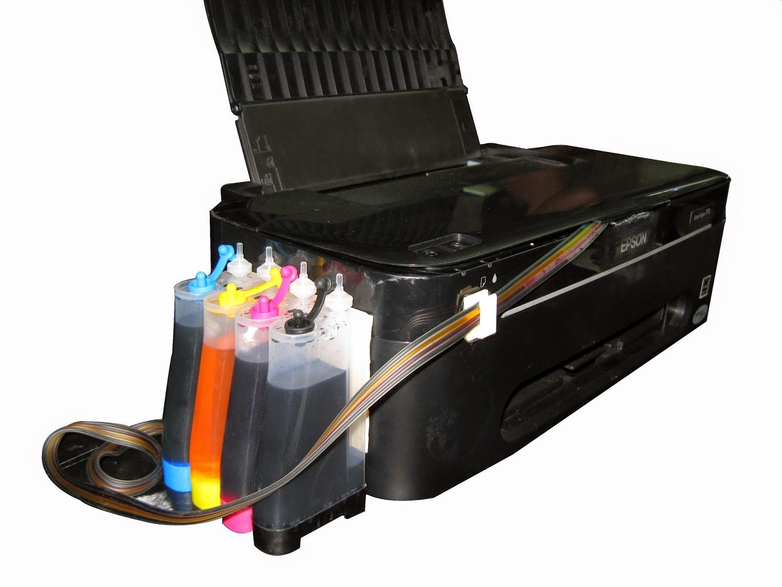 Mengatasi Blingking Pada Printer Epson