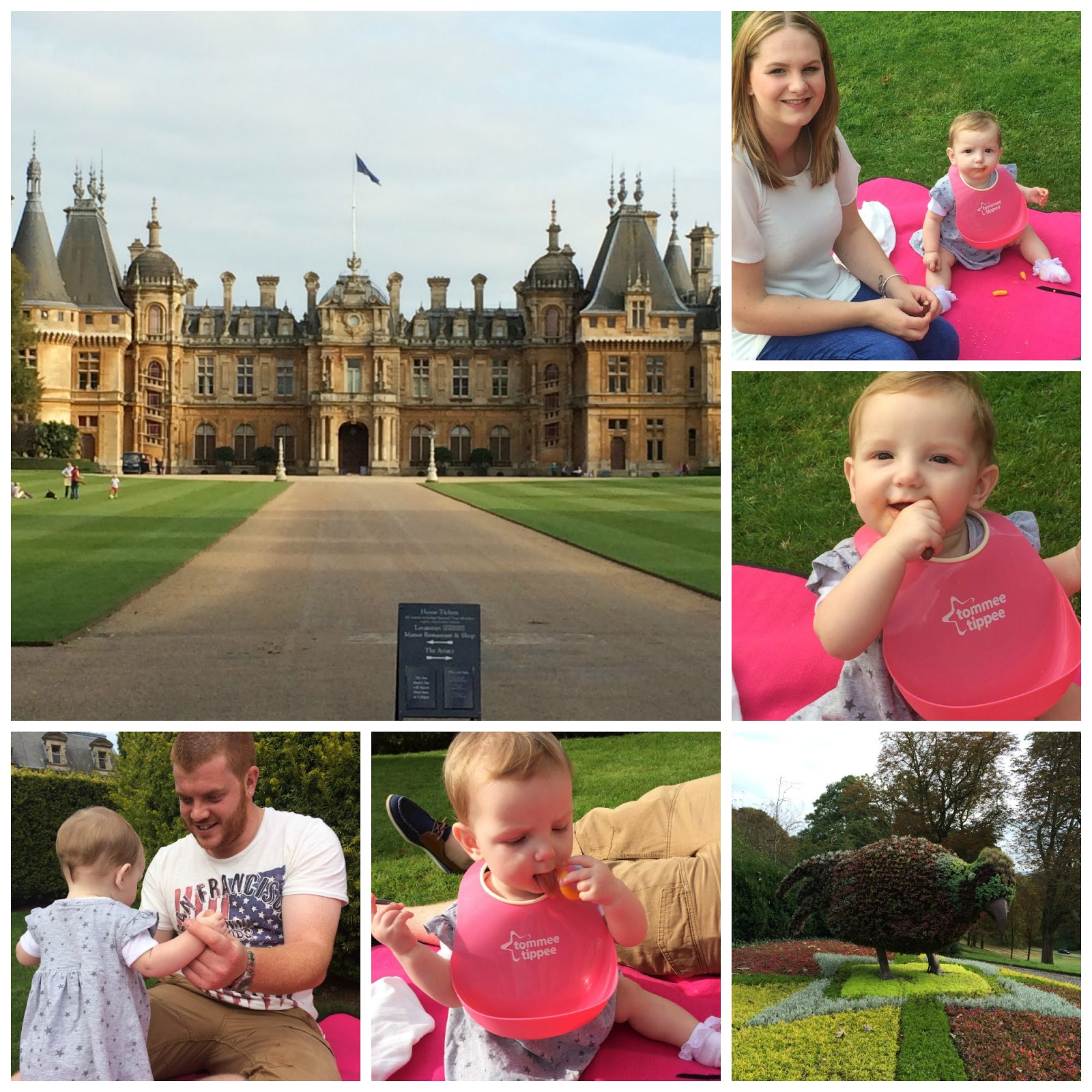 Family Day Out | Waddesdon Manor