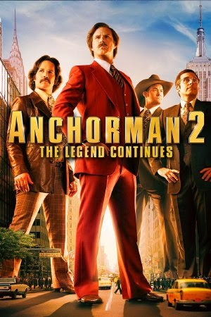 Huyền Thoại Tiếp Diễn - Anchorman 2: The Legend Continues - 2013