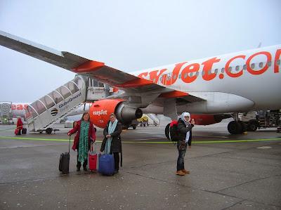 Airbus 319 easyjet, Schoenefeld, Berlin, Alemania, round the world, La vuelta al mundo de Asun y Ricardo, mundoporlibre.com