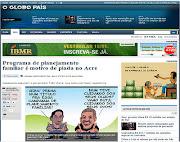 O site do jornal O Globo Online deu destaque hoje (12/01) ao fato de alguns .
