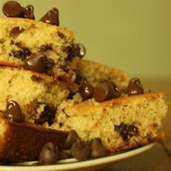 Facile Gâteau aux pépites de chocolat