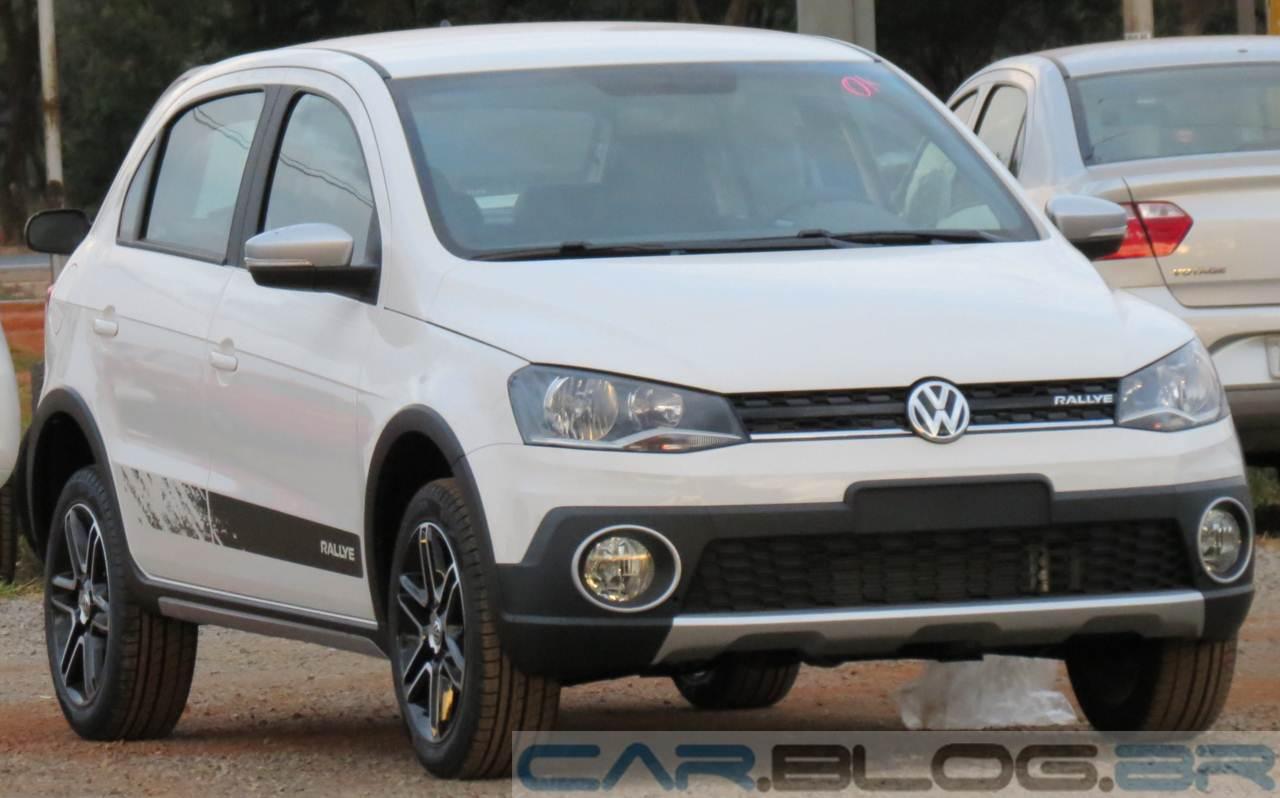 Volkswagen Gol Rallye 2014 - líder de vendas no Brasil