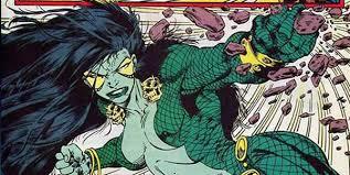 Marvel Comics Gamora Image