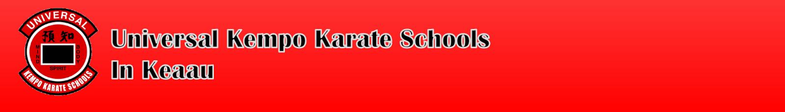 Universal Kempo Karate In Keaau