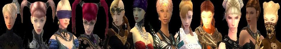 Esme Takes over Guild Wars