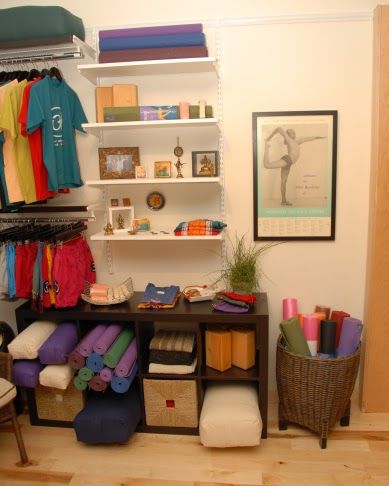 Rachel Olsen: Home Gym Workout Spaces
