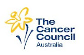 support all cancers through the cancer council of australia!!!
