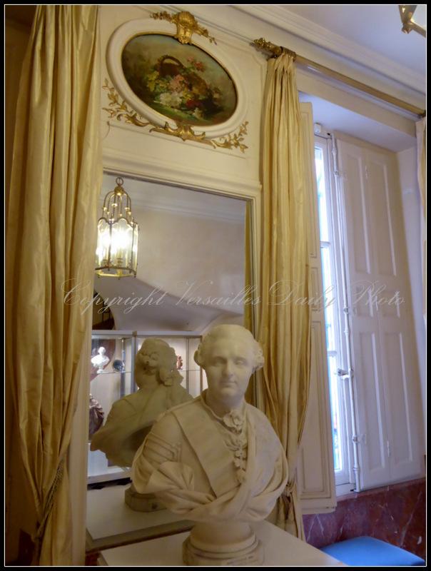 Louis XVI Pajou musée Lambinet Versailles