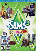 download game The Sims 3 70s 80s and 90s Stuff 2013