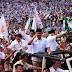 Prabowo: Kita Harus Menahan Diri Hingga Pengumuman Real Count