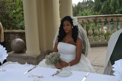 Teddy Afro Wedding Pictures