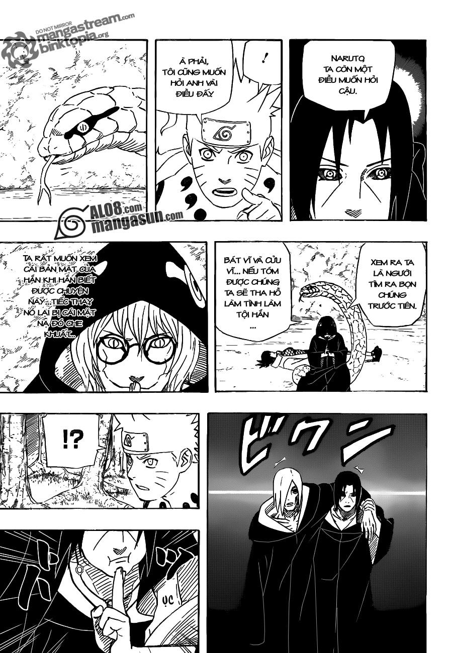 Naruto chap 549 Trang 3 - Mangak.info