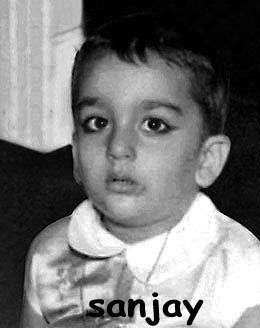 Sanjay Dutt Childhood Pics - Latest Bollywood News ...